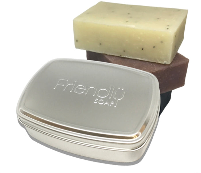 Travel Tin - Friendly Soap