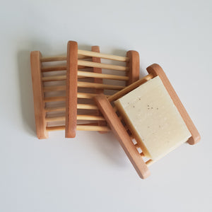 platane wooden soap ladder