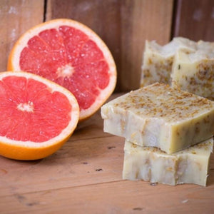 Grapefruit & Calendula Soap - Bean & Boy - 40g