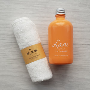 Lani Juice Cleanse & Face Cloth