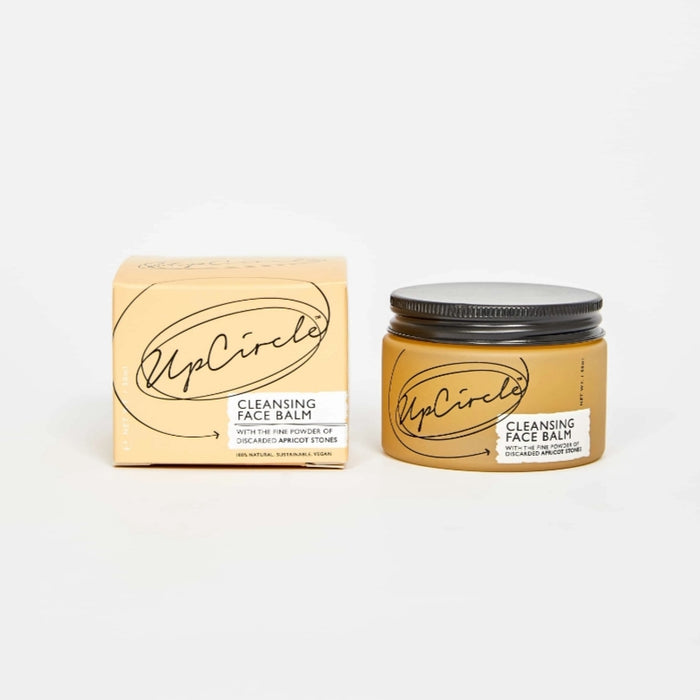 Cleansing Face Balm with Apricot Powder 50ml - UpCircle