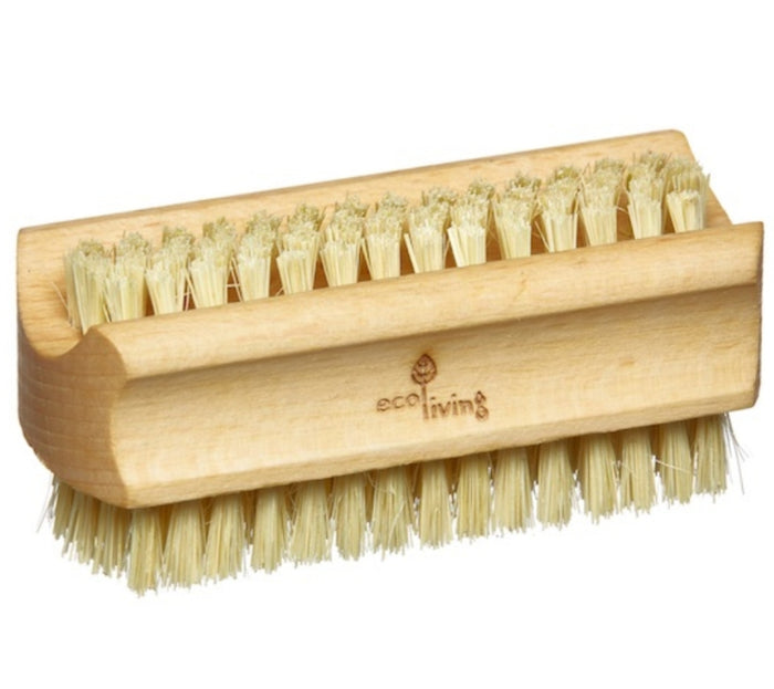 Wooden Nail Brush - ecoliving