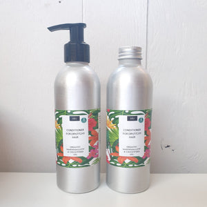 Dry /itchy hair liquid conditioner bain & savon