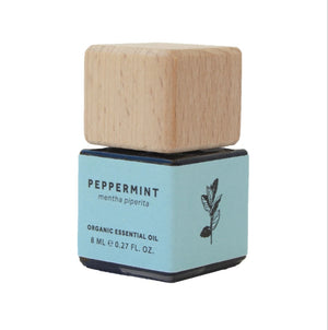 Organic peppermint essential oil bio scents