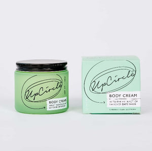 hydrating body cream upcircle
