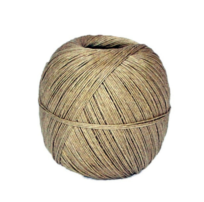 Natural Flax Twine In Dispenser