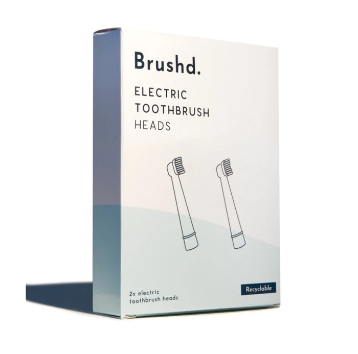 Recyclable Electric Toothbrush Heads Oral-B - Brushd.