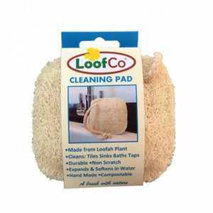 Loofco cleaning pad loofah