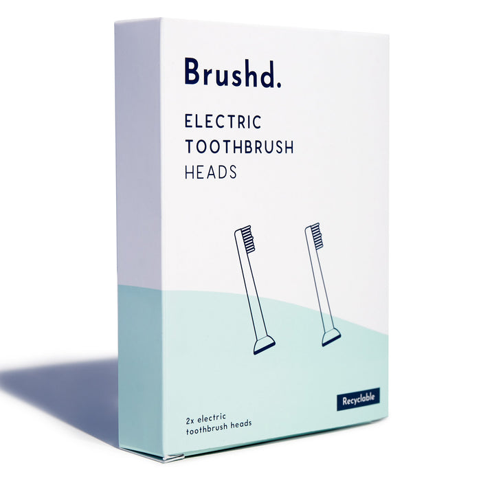 Recyclable Electric Toothbrush Heads Sonicare - Brushd.