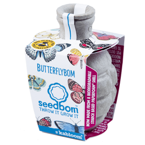 Butterflybom Seedbom Kabloom