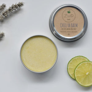 Chill Ya Balm Multipurpose Zero Waste Path Lips Hands Body