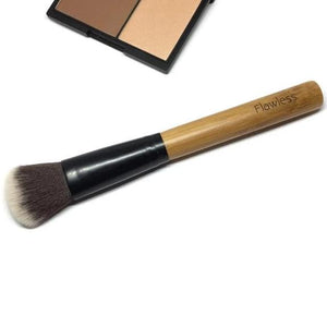 Contouring Bamboo Vegan Makeup Brush Flawless