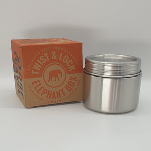 Elephant Box Twist & Lock Leakproof Food Canister 500ml
