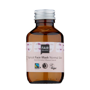 Fair Squared Apricot Facial Mask Normal Skin