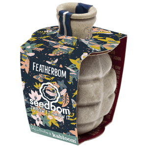 Featherbom seedbom kabloom