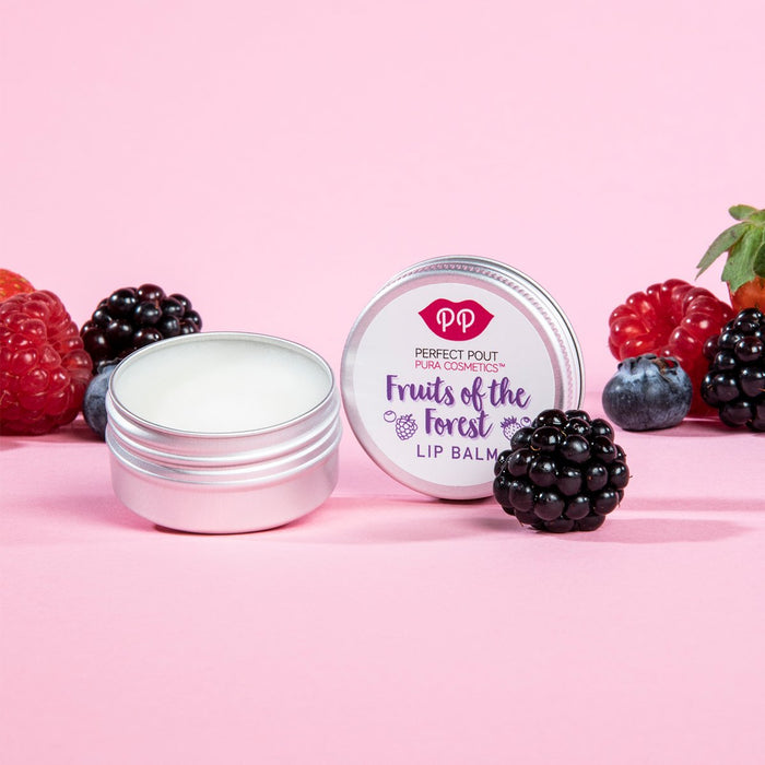 Fruits of the Forest Lip Balm (15g) - Pura Cosmetics