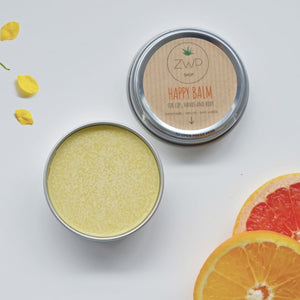 Happy Balm Multipurpose Zero Waste Path