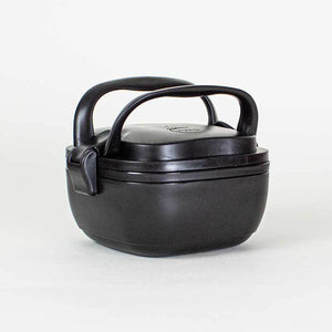 Huski Home Lunch Box Obsidian