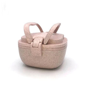 Rice Husk Lunch Box Huski Home Rose