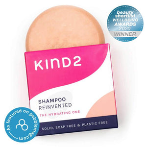 Kind2 Shampoo Reinvented The hydrating one
