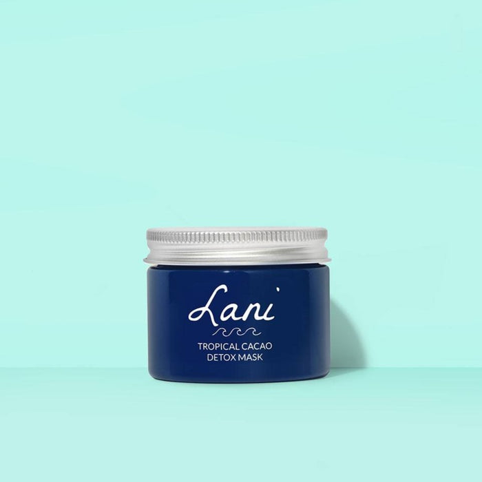Tropical Cacao Detox Mask - Lani