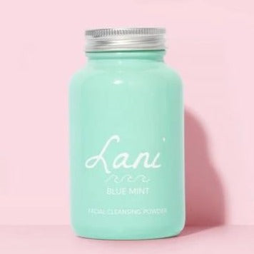 Blue Mint Facial Cleansing Powder - Lani - 65g