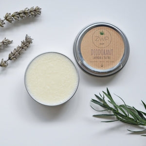 Lavender & Tea Tree Deodorant Zero Waste Path