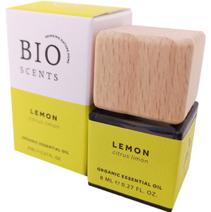 Organic Lemon Essential Oil Bio Scents