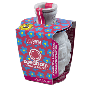 kabloom lovebom seedbom