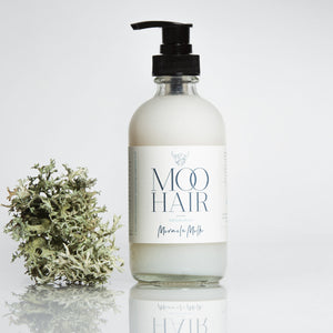 Moo Hair Miracle Milk Heat Protection