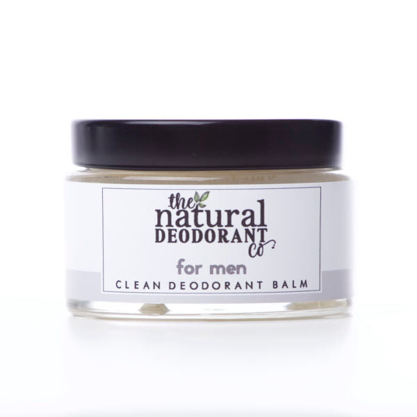 Clean Deodorant Balm For Men - The Natural Deodorant Co