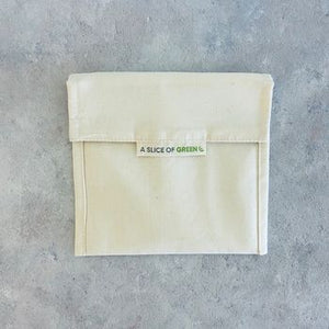 Organic Cotton Baggie A Slice of Green