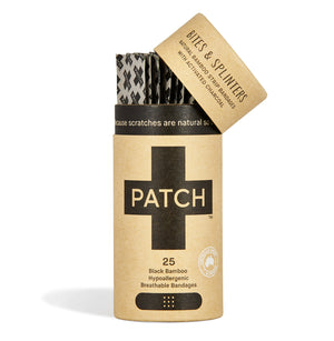 Plastic Free Activated Charcoal Plasters - PATCH