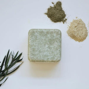 2in1 Solid Shampoo & Conditioner Bar - Itchy Hair - Zero Waste Path
