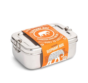 The Elephant Box Stainless Steel Lunch Box