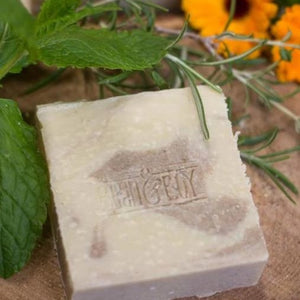Spearmint & Rosemary Vegan Soap & Shampoo