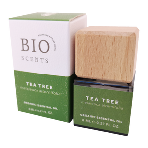 Organic Tea Tree Essential Oil Bio Scents