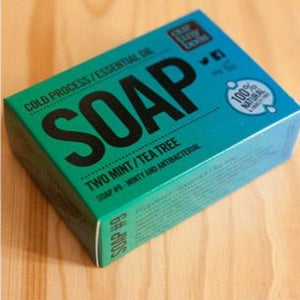 Tea Tree Antiviral Soap Our Tiny Bees