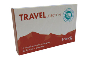 Natural Travel Set Friendly Soap