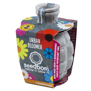 Urban Bloomer Kabloom Seedbom