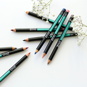 Eye Lip Brow Pencil Zao Make up