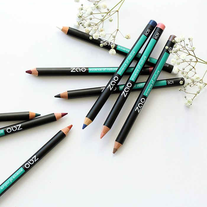 Multipurpose Eye, Lip & Brow Pencil - ZAO Makeup