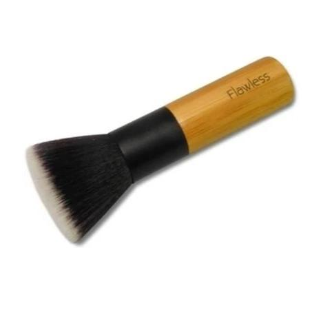 Bamboo Buffing Foundation Makeup Brush - Flawless