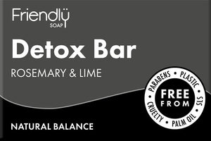 Detox Natural Soap Friendly Soap