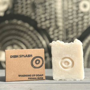 Dish Splash Washing Up Soap Primal Suds