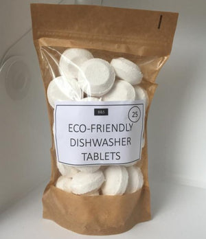 dishwasher tablets natural vegan bain & savon