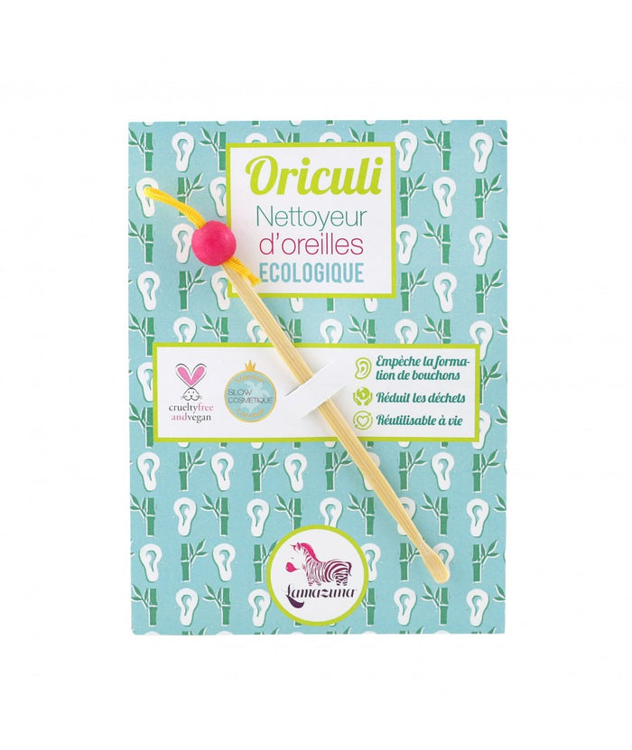 Oriculi Reusable Ear Swab - Lamazuna