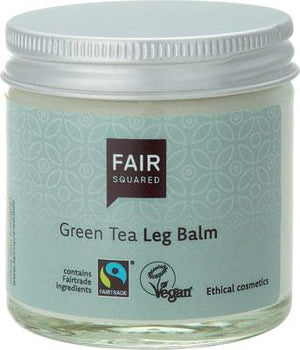 Green Tea Leg Balm Fair Squared