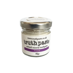 Natural Mineral Fennel Toothpaste Truthpaste