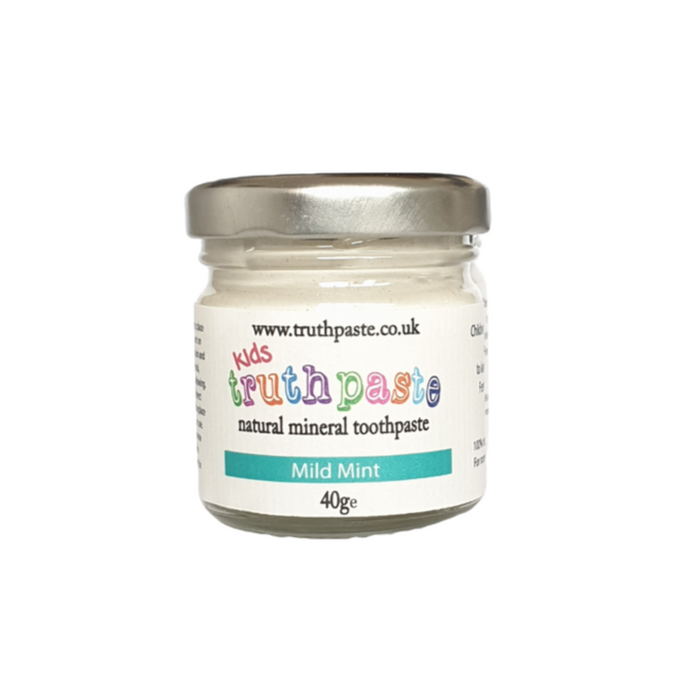 Kids Mild Mint Toothpaste - truthpaste - 40g